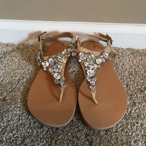Shoes - NWT Gemstone Sandals